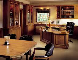 Perfect Executive Office Furniture Interior Design