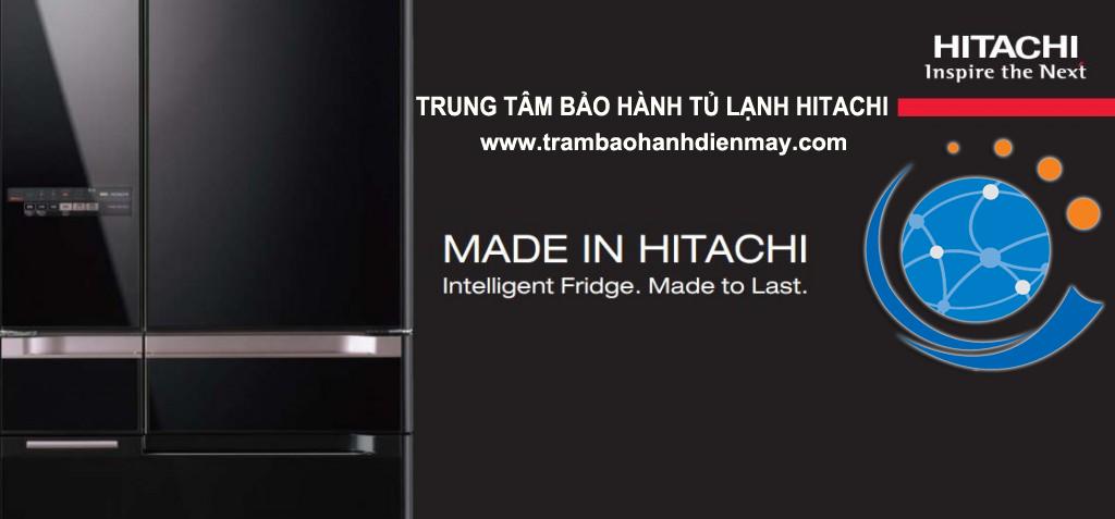 Địa chỉ Trung tâm bảo hành tủ lạnh Hitachi