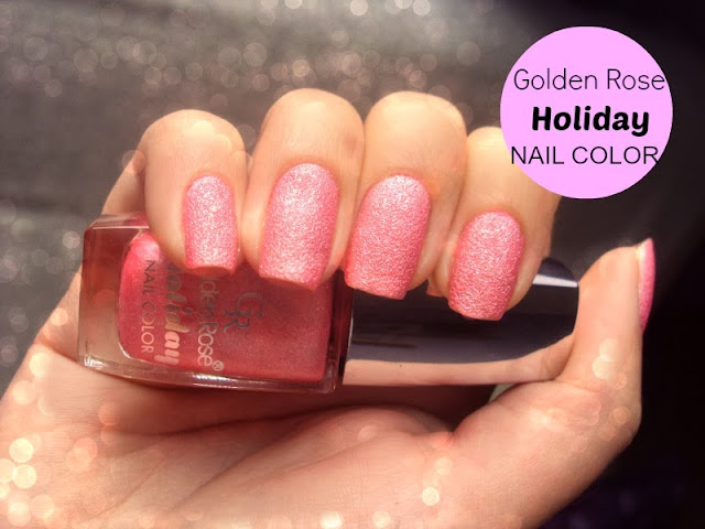 Golden Rose, Holiday Nail Color (Lakier do paznokci)