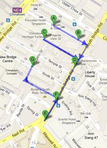 DIY Walking Tour: Chinatown, Singapore | Yes to Travel on