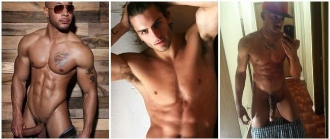 fotos de homens sem camisa