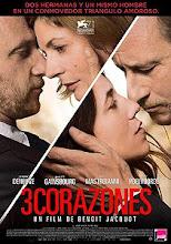 3 coeurs (3 corazones) (2014) [Vose]