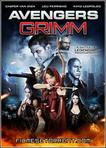 Avengers Grimm Torrent Dual Áudio