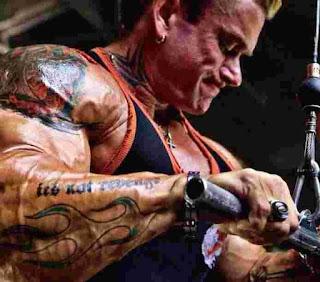 Build Arm Muscles