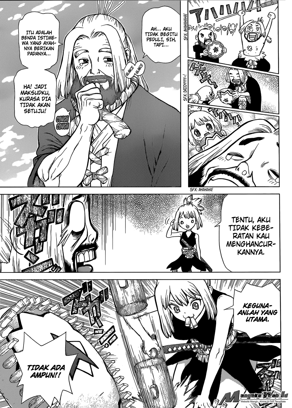 Dr. Stone Chapter 52-11