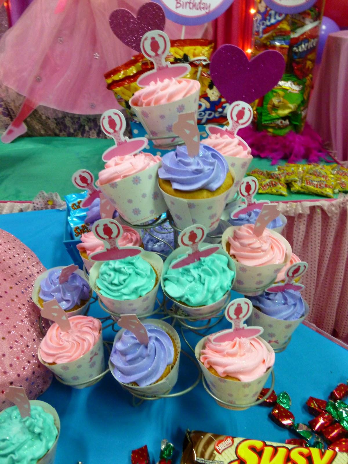 Ponquesitos Decorados | Tortas y Dulces Mariu