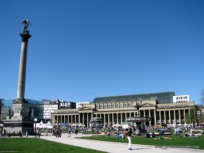 schlosplatz