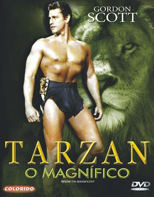 Tarzan: O Magnífico - DVDRip Dublado