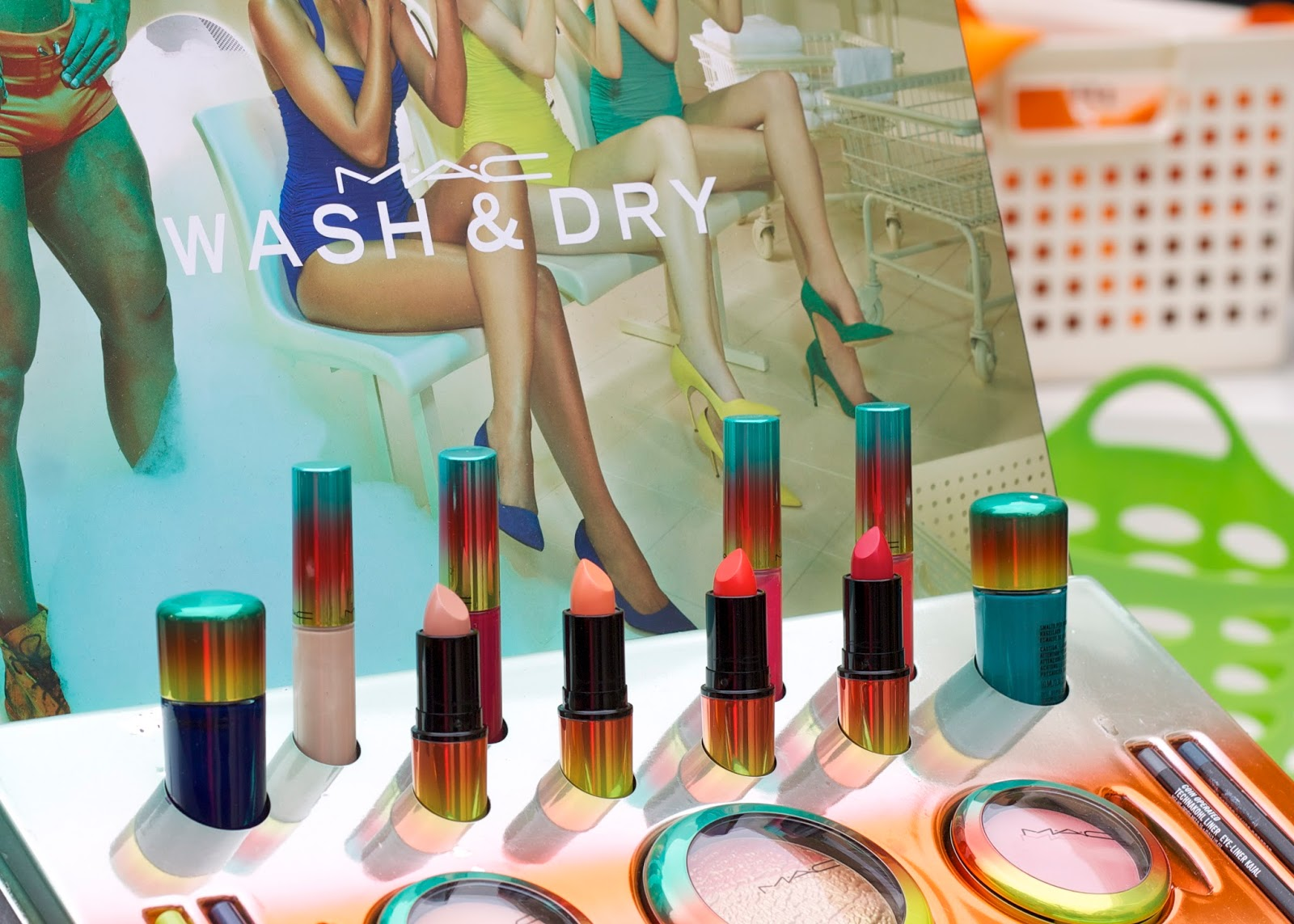 MAC Wash and Dry Collection, MAC Wash and Dry Collection San Diego, MAC Wash and Dry Collection California
