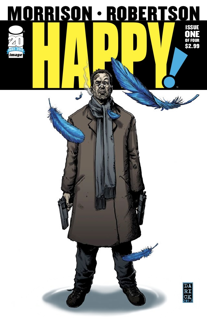 Review: Happy!