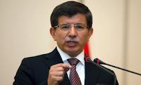 Foreign Minister Ahmet Davutoğlu