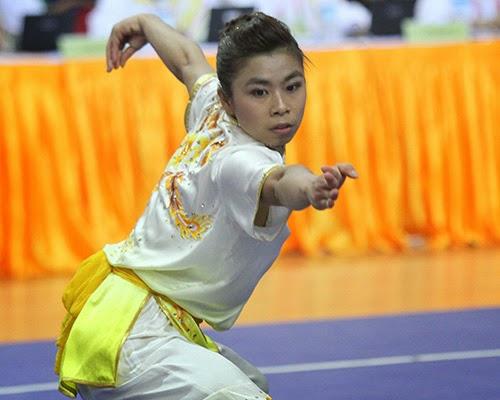SEA Games 27 những cô gái vàng xinh đẹp của thể thao Việt Nam