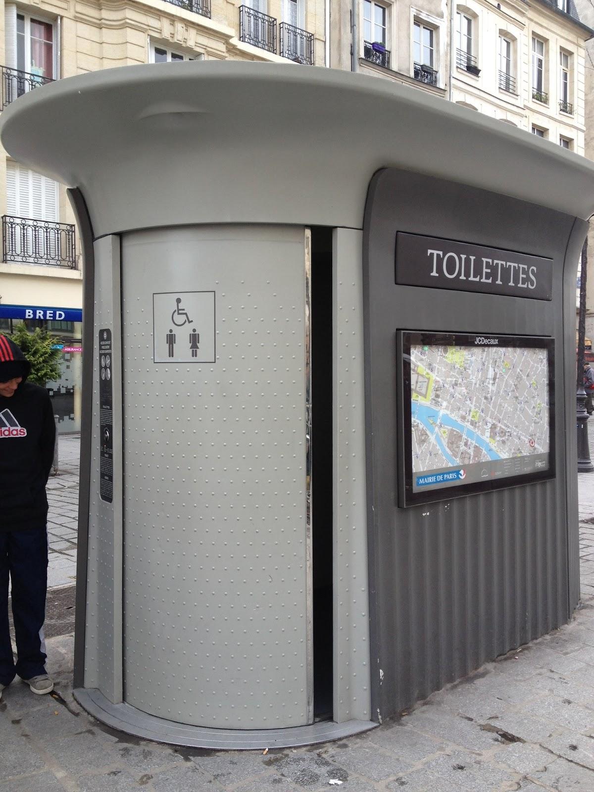 viagem em foco :Paris: BANHEIRO PUBLICOS EM PARIS ( GRATUITOS!!) #46495E 1200 1600