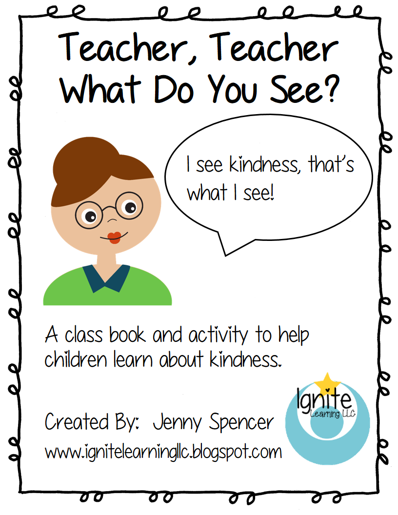 http://www.teacherspayteachers.com/Product/Brown-Bear-Helps-Manage-Behavior-by-Looking-for-Kindness-939768