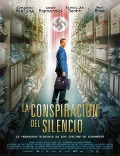 La conspiración del silencio (2014) español Online latino Gratis