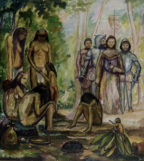 524 Años de resistencia Indígena
