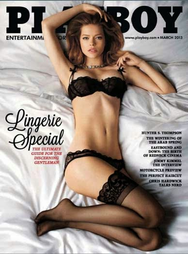 Download –  Playboy US – Março 2013