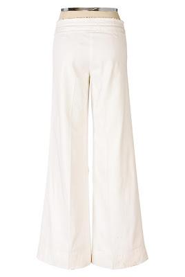 Anthropologie Ocean Liner Trousers