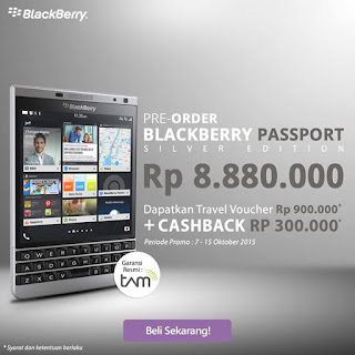 Promo Blackberry 2015