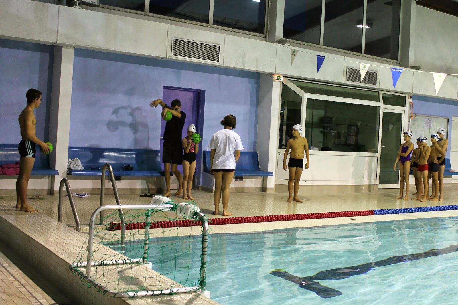 U s s p natation 01 11 14 01 12 14 for Piscine gilbert bozon