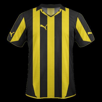 Templates Camisetas Futbol