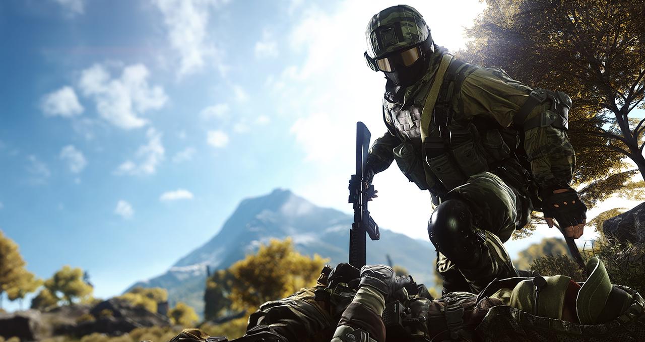 Battlefield 4 Missão da Comunidade: 3 eliminações com desfibrilador