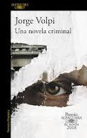 'Una novela criminal' de Jorge Volpi