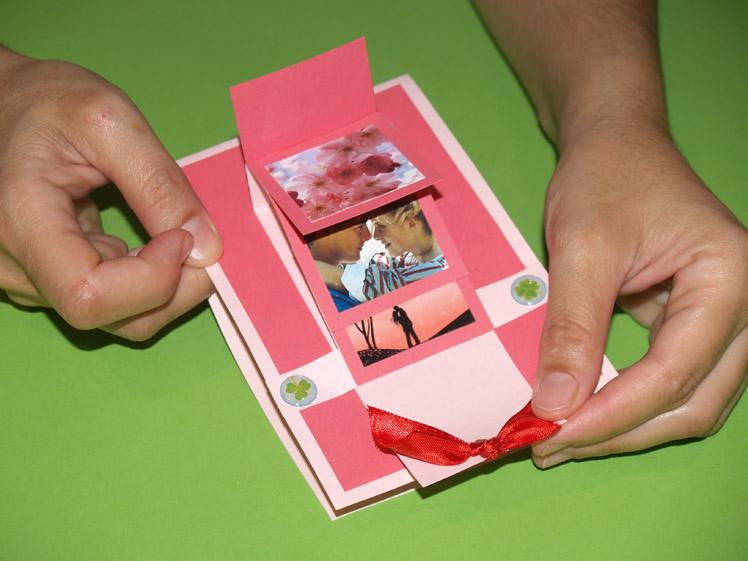Haz regalos las mejores ideas para tus regalos las 15 - Tarjetas de navidad manuales ...