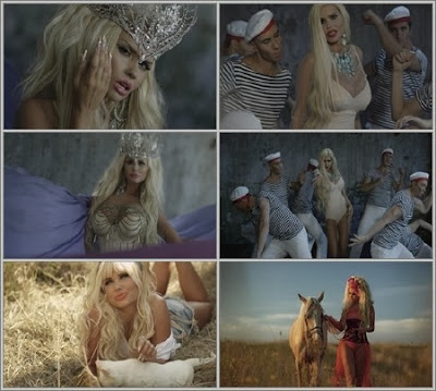 Таша - Думаю о тебе (2013) HD 1080p Free Download