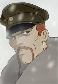 """Hugo Pratt, autor de las historietas de """"Corto Maltés"""" hace coincidir a su personaje con el barón en Siberia"""
