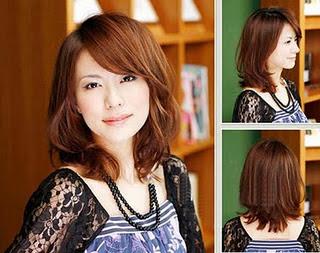 Gaya rambut pendek tahun 2012