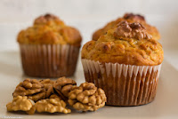 Muffins With Nuts Comercial Photography