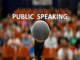 Public Speaking PPT
