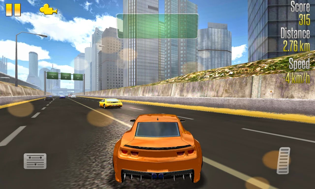 Highway Racer v1.06 Mod [Unlimited Money]