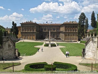 Pitti Palace and Boboli Garden