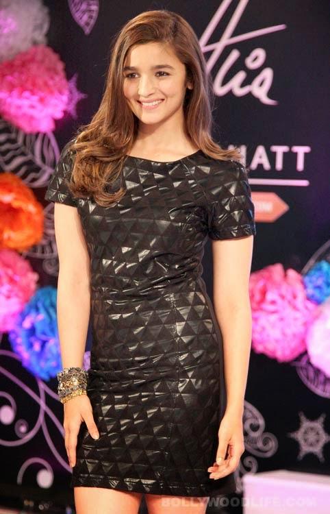 My Mobile Blog: Alia Bhatt turns designer, launches her