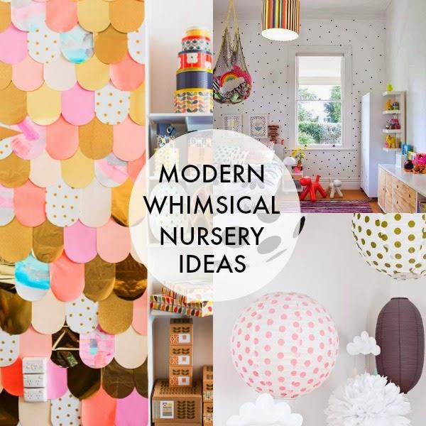 whimsical nursery ideas