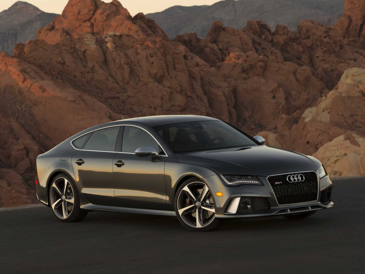 The Audi RS 7 Is One Of Fastest Cars With Four Doors And A Trunk That Money  Can Buy. This Week, Audi Introduced The New RS 7 Performance Edition, ...