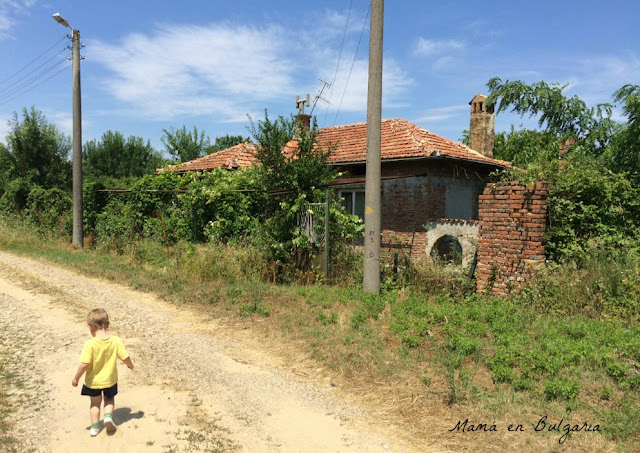 Pueblo en el Mar Negro Bulgaria