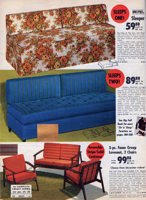 Neato Coolville This 1970 Montgomery Ward Catalog Is Groovy Cool