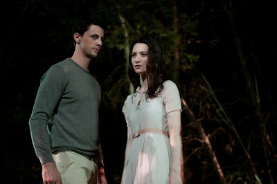 Mia Wasikowska and Matthew Goode