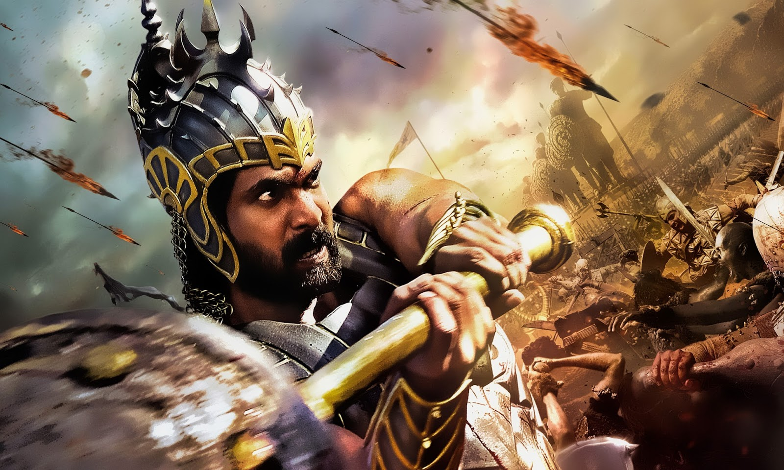 Wallpaper download bahubali 2 - Bahubali Hd Wallpapers Hd Wallpapers High Definition Free Background