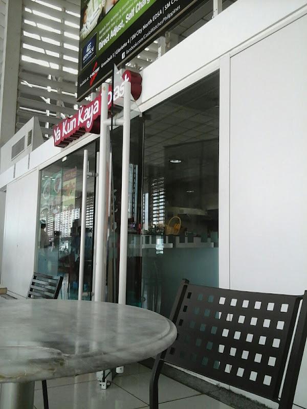 Kaya Toast at NAIA T2