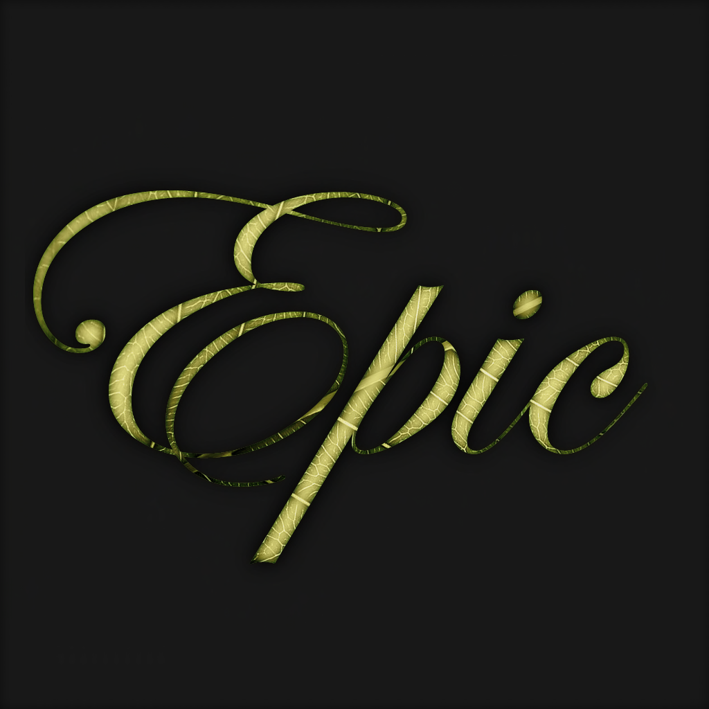 Epic - The Bling hunt sponsor
