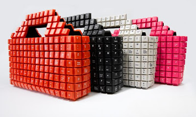 Creative and Cool Reuse of Old Computer Keyboards (30) 12