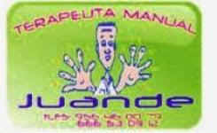 Terapeuta Manual Juande