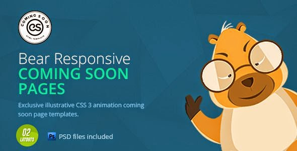 best HTML Animated Template