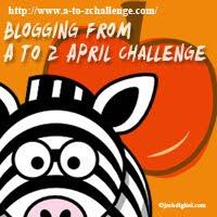 A t o Z Challenge