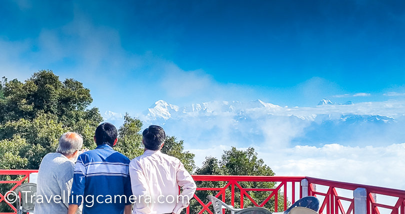 Overall, we enjoyed our stay at KMVN Binsar and we are extremely happy about the decision to do our bookings there.
