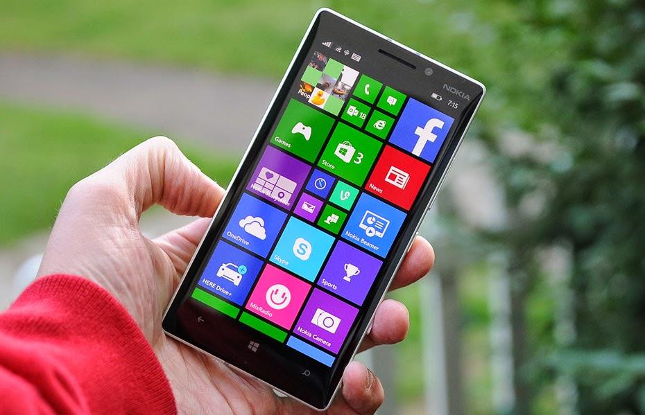 Nokia Lumia 930 smartphone